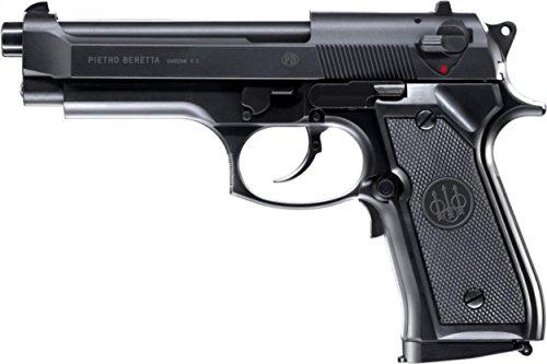 Beretta 92 FS Noir AEP Blowback 0.5J Adulte Unisexe, Taille unique 1