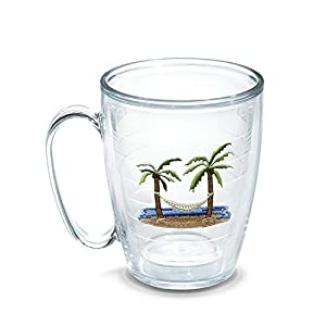 Tervis Palm And Hammock 15-Ounce Mug, Boxed
