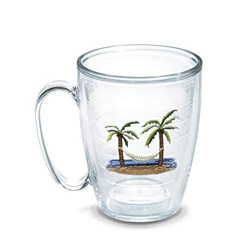 Tervis Palm And Hammock 15-Ounce Mug, Boxed