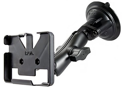 Omega National Ram Mount Twist Lock Suction Cup Mount for...
