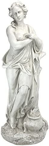 Design Toscano AL53272 Winter Goddess of The Four Seasons Statue
