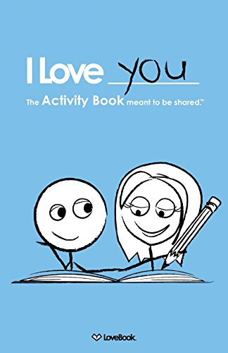 I Love You: The Activity Book Me...