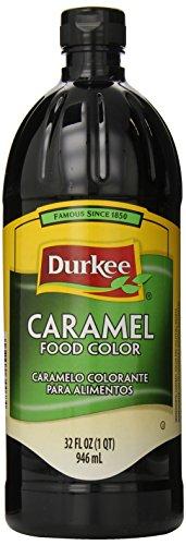 Durkee Food Color, Caramel, 32-Ounce