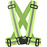 Tuvizo Reflective Vest for High Visibility 24/7