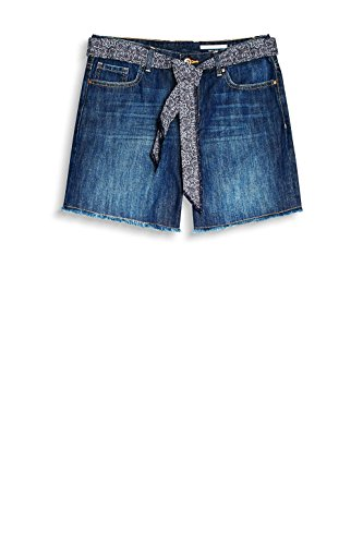 By Donna blue Edc Wash Blu Esprit Dark Shorts qtpTfdS