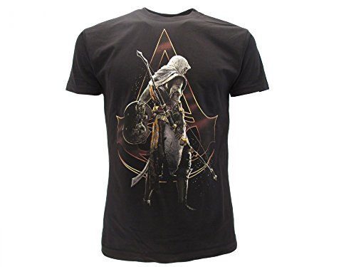 T-Shirt BAYEK size M (MEDIUM) from Assassin's Creed Origins - 100% Original and Offiziell