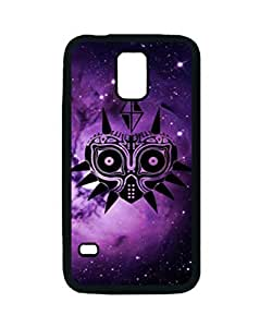 The Legend of Zelda Majora's Mask Galaxy Custom Diy Unique Image Durable Rubber Silicone Case for Samsung Galaxy S5 I9600 by Maris's Diary