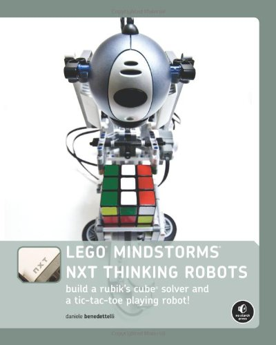 LEGO MINDSTORMS NXT Thinking Robots: Build a Rubik