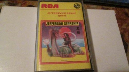 Jefferson Starship - Spitfire Audio Cassette