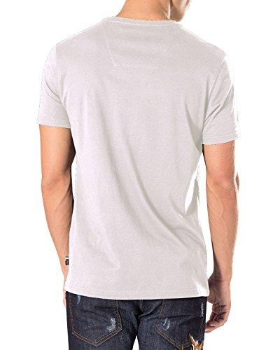 PHILIPP PLEIN Men's T-shirt immediate - white, M by Philipp Plein (Image #1)