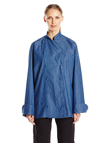 Uncommon Threads Unisex  Sante Fe, Chambray, Small by Uncommon Threads