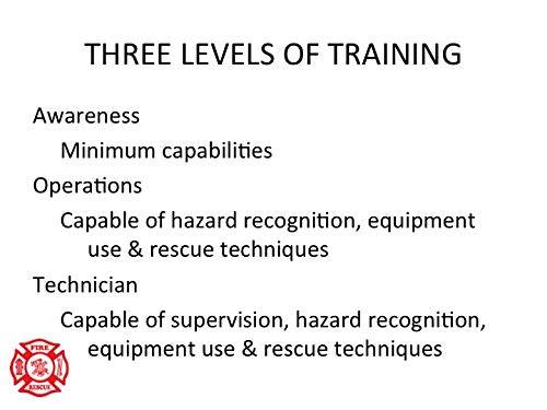 NFPA COMPLIANT SWIFTWATER AWARENESS RESCUE PPT TRAINING PRESENTATION