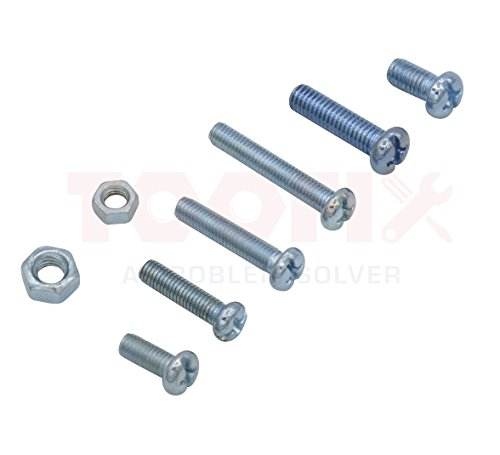 small machine screws