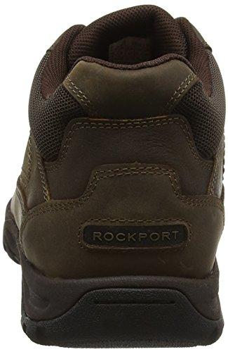 Marron Technique Bottines Waterproof Brown Noir Homme dark Rockport Trail YFwtq5pn
