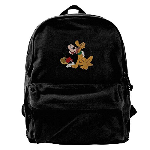 Aiguanfriendly Specially Black Canvas Backpack for sale  Delivered anywhere in USA