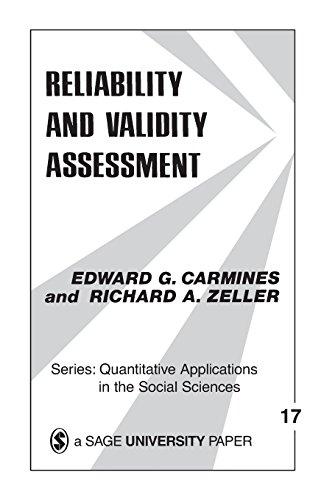 Reliability and Validity Assessment (Quantitative...