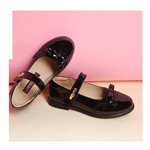 2debba609514 Always Pretty Little Girls Ballet Ballerina Flats Princess Shoes Flower Girl  Dress Shoes (Toddler