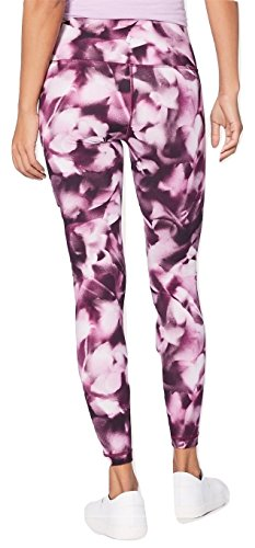 Lululemon Wunder Under Yoga Pants High-Rise (Blush Blossom Alpine White Candy Pink, 10) (Candy Blossom)