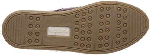 Braun Tortoise Shell Sneaker Low Marinella Jcu Uomo d'Oro Pantofola nqSBYpXn