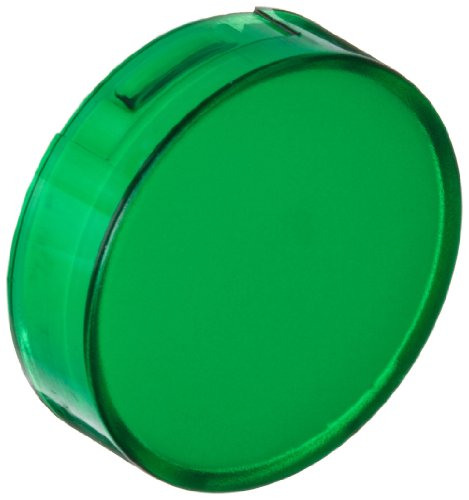 Omron A16ZT-5001GY Color Cap, IP65 Oil-Resistant, All Models, Round, Green