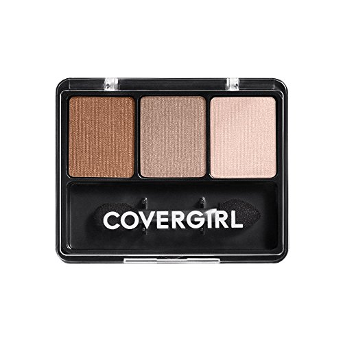 CoverGirl Eye Enhancers 3 Kit Shadow, Shimmering Sands 110, 0.14 Ounce (0.14 Ounce Shadow)