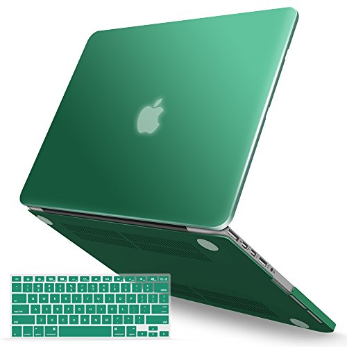 Peacock Displays - iBenzer Basic Soft-Touch Series Plastic Hard Case & Keyboard Cover for Apple MacBook Pro 13-inch 13