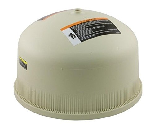 Pentair 170024 Lid Assembly Tank Replacement Clean and Clear Plus Pool and Spa Cartridge Filter ()