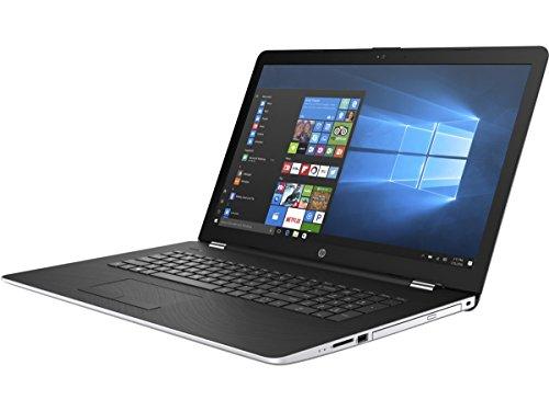 2017 HP 17.3″ Business Flagship Laptop PC HD+ WLED-backlit Display Intel i3-7100U Processor 8GB DDR4 RAM 1TB HDD Intel 520 Graphics DVD-RW 802.11AC Wifi Webcam HDMI Windows 10-Silver