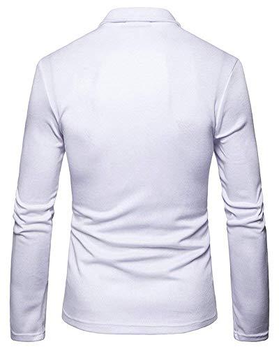 Blazer Casual Outwear Costume Blanc Battercake De Veste Boutons Confortable Décontracté Slim Homme Fit 2 S8d8qwxA0