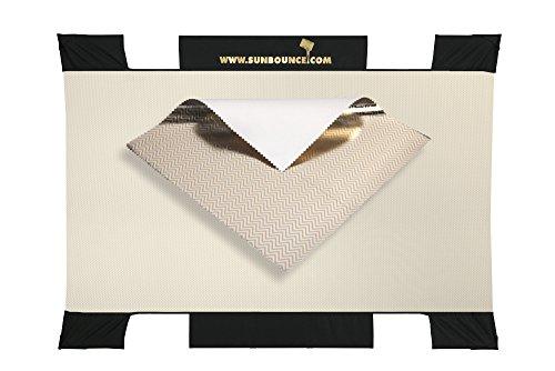 - SUNBOUNCE Mini Screen Zebra (Gold/Silver)