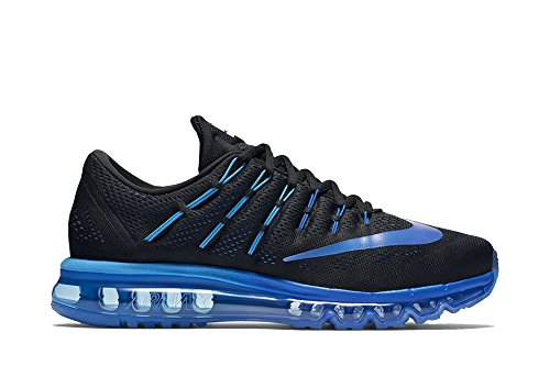 Uomo Nero Air Nike Da Max Deep Blue Running Scarpe Nero Royal 2017 fnYdd01qHw