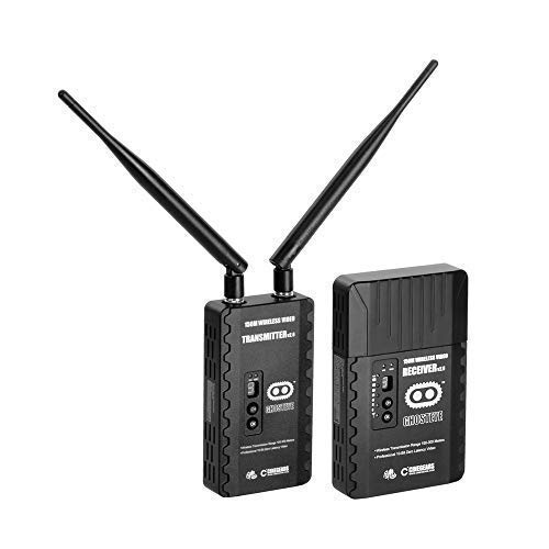 Eye Receiver - Cinegears Ghost-Eye 150M V2 Wireless HD & SDI Video Transmission Kit, 984'
