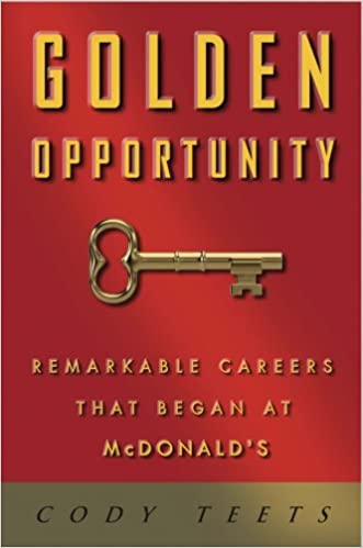 A Golden Opportunity trade paperback