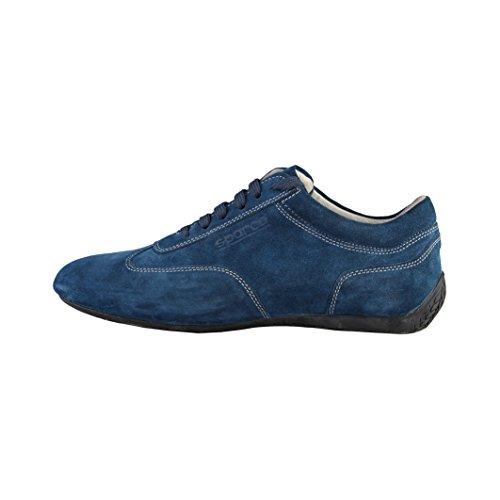 Sparco Imola Camo - Zapatillas Hombre Azul