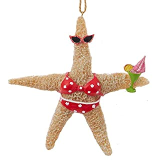 _ss324_ beach christmas ornaments and nautical christmas ornaments