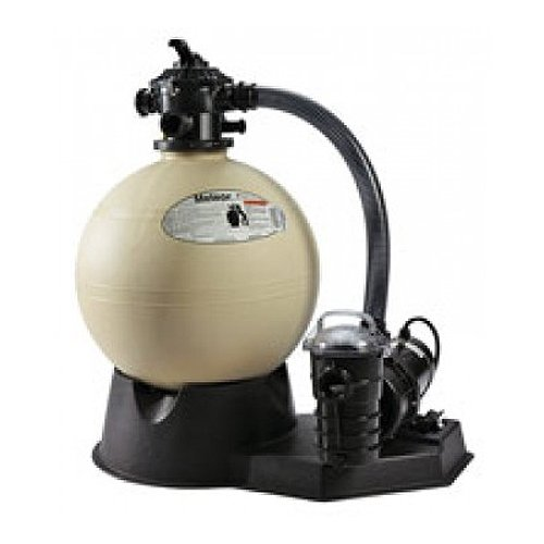 Pentair PNSD0060DO1160 Sand Dollar Aboveground Filter System with Blow-Molded Tank, 1-1/2 HP by Pentair