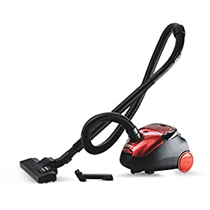 Eureka Forbes Trendy Nano Vacuum Cleaner 1000 watts , Red