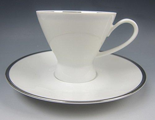 Rosenthal China CLASSIC PLATINUM Demitasse Cup & Saucer Set(s) EXCELLENT