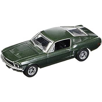 Greenlight 164 Steve McQueen Bullitt 1968 Ford Mustang Gt 44721