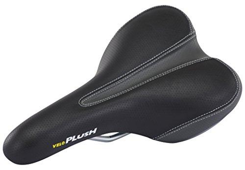 Velo Plush Foam Sportsattel Herren schwarz 2016 Mountainbike Sattel