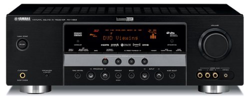 Yamaha RX-V563 - AV receiver - 7.1 channel - black