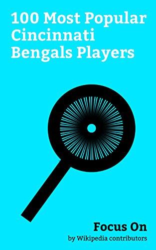 Focus On: 100 Most Popular Cincinnati Bengals Players: Terrell Owens, James Harrison (American football), Chad Johnson, Mohamed Sanu, John Ross (American ... Pillman, Ryan Fitzpatrick, A. J. Hawk, etc.