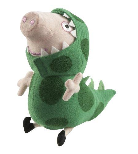 Character Options Peppa Pig 6'' Talking Dinosaur George