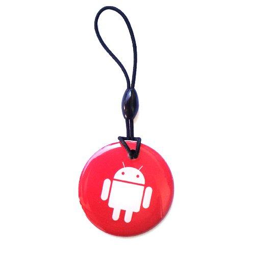 2 x NFC Tags Colgante/llavero para Samsung Galaxy S4 ...