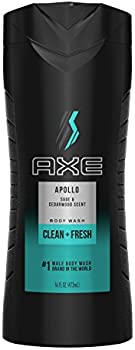 AXE Apollo Clean+Fresh Body Wash Soap (16 fl oz)