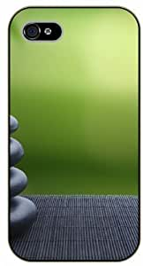 iPhone 5 / 5s Japan bamboo - black plastic case / Nature, Animals, Places Series