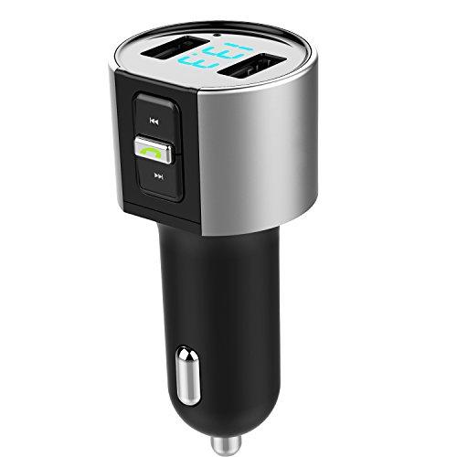 70OFF Bluetooth FM TransmitterJUHAICH Receiver MP3 Player Wireless In Car