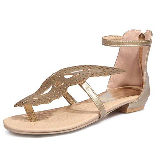 Scarpe 1 Sandalo Zanpa 1 Scarpe oro Donna Estive H8pgzxZq ha200saeta  9ac4f8