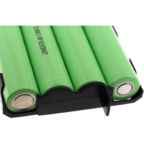 Batterie pour appareils /électrom/énagers 4,8V Powery Batterie pour /électrostimulateur Compex Fit 3.0 NiMH