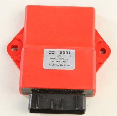 Kawasaki CDI Box Model KSF (KFX) 400 2003-2004 ATV / UTV Capacitor Discharge Ignition Part# 27-15301, 15_301 (Box Arctic Cat Cdi)
